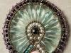 Anthropologie Chariot Wheel Bracelet