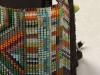 Anthropologie Beaded Tapestry Bracelet