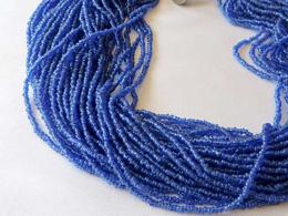 40 нитей синевы