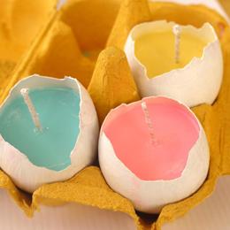 Яйце-свечки