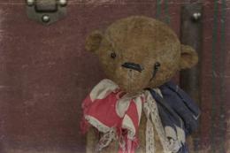 Авторские медведи Натальи Сурановой