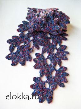 Маленький французский шарф