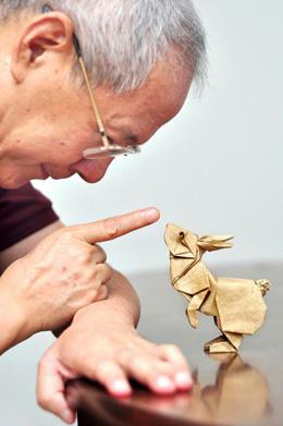Крутое оригами